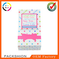 custom cardboard paper box tie gift boxes wholesale