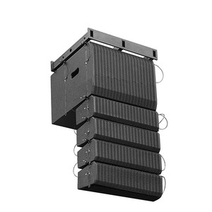China Pa 1000 Watt Active Line Array Speakers System RQLA2412DSP
