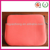 Blank pure color neoprene netbook laptop sleeve with your own logo