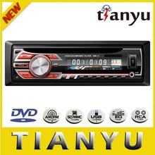 China factory best selling universal 1 din car dvd player with BT function