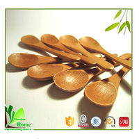 Accept Custom China Professional Manufacture Bamboo Seashell Spoon