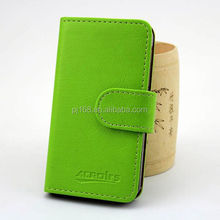 Pure color book style for Nokia Lumia 920, wallet card holder case for Nokia Lumia 920