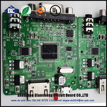 smt pcba assembly manufacturer PCB board and Contract Manufacturing industrial controller pcba