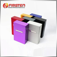 2016 hot sale eco-friendly aluminum small metal cigarette case