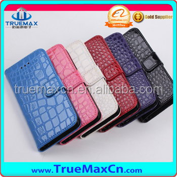 Wholesale Colorful smart cases for iPhone 6,wallet leather case for iPhone 6