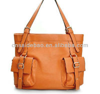 Fashion Europe Custom Lady Personality Hand Leather bags Wholesale