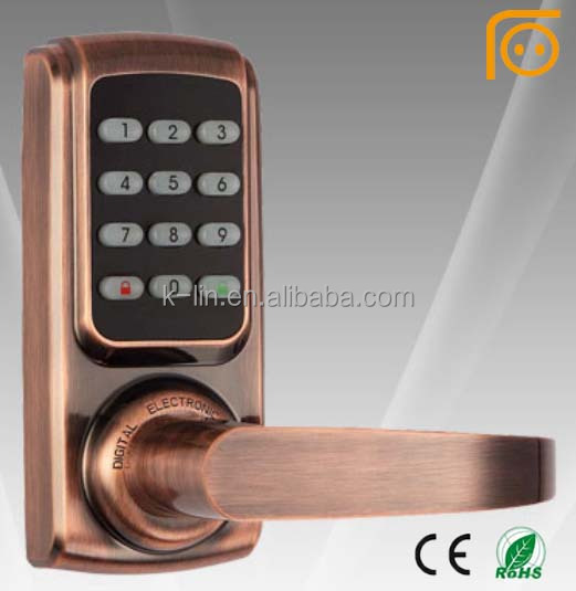 Smart Electronic Home Lock Best Seller Lock For Home And Office Apartment