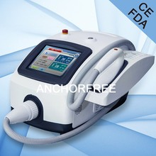 Ipl & RF Beauty instrument for Hair Removal Skin Rejuvenation CE Approved