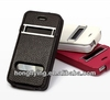 wallet case for iphone 4/5, case for galaxy s3, case for note 2