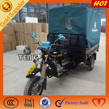 Three wheeler cargo with canopy / tricycle for goods or passengers