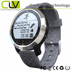 heart rate monitor support swimming Waterproof IP68 smart watch F69 top 10 bluetooth watches