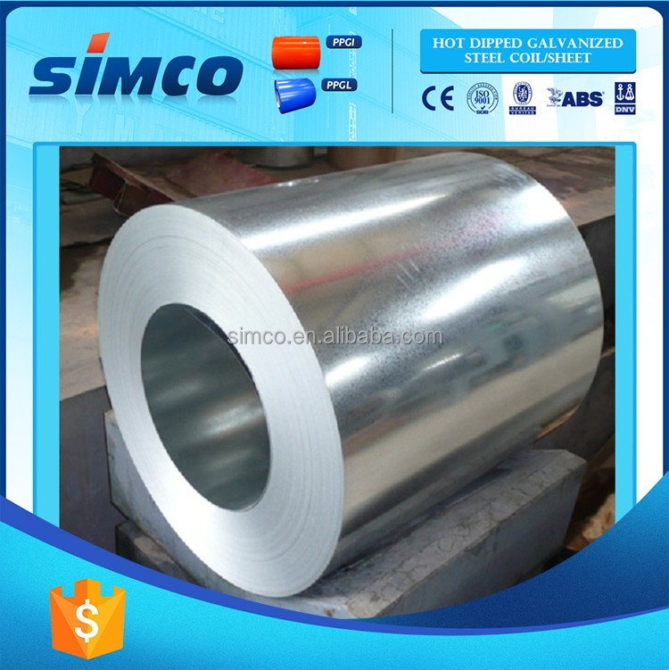 Alibaba China Supplier Hot Dipped Galvanized Steel Coil/Gi/Hdg