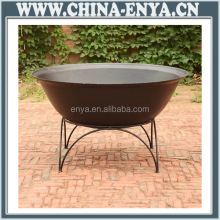 Cheap Wholesale outdoor cast iron fire bowl