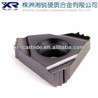 supply tungsten carbide thread insert from zhuzhou
