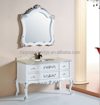 european style bathroom vanity 9621