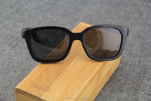 popular trendy handcrafted wooden bamboo sunglasses, healthy alibaba unisex goggles with case ,beautiful sustainable sunshades