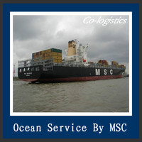 Sea Cargo Freight Ocean Vessel Transport