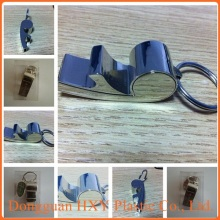 HXY Promotional Zinc Alloy Whistle Bottle Opener, Bottle Opener Whistle, Bottle Opener With Whistle