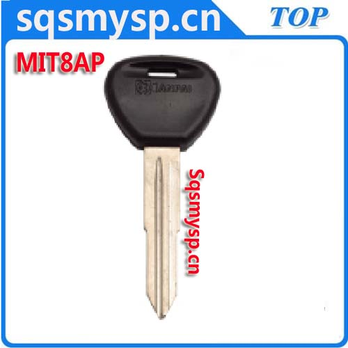 D025 Types of old classic plastic car key blanks MIT8AP suppliers