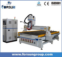 High qualtiy cnc router for furniture making/square orbit cnc router