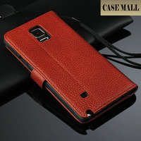 CaseMall case for note 3 with credit card holder for note 4 wallet case with many card slots for note 3 leather phone case