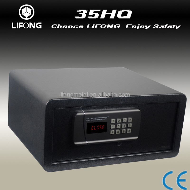 Hotel suppliers of safty box for 3 to 5 stars hotel room