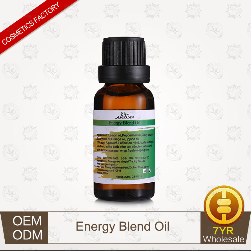 100% Pure Plants Extracts Energy Blend Oil Lemon Myrtle Essential Oil Professional Supplier