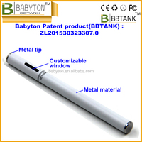 Shenzhen e cig 710 wholesale disposable cartridge electronic ciga juju joint BBTANK T2 0.3ml hemp vapor pen empty