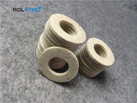 Rolking Felt Made in china tungsten carbide mechanical seal ring