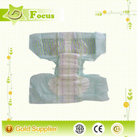 Ultra Thick Printed Adult Diaper for European Market