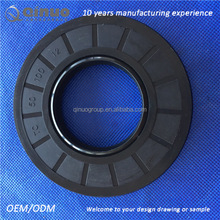 Mechanical pump auto oil seal for high pressure hydraulic seal