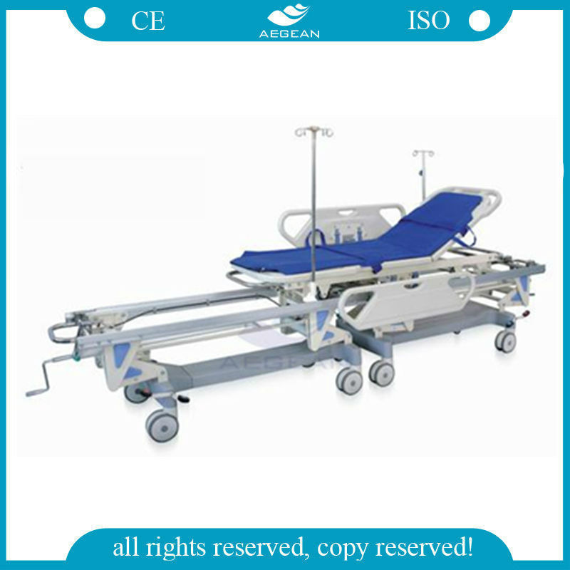 AG-HS003 Promotion connecting ambulance stretcher