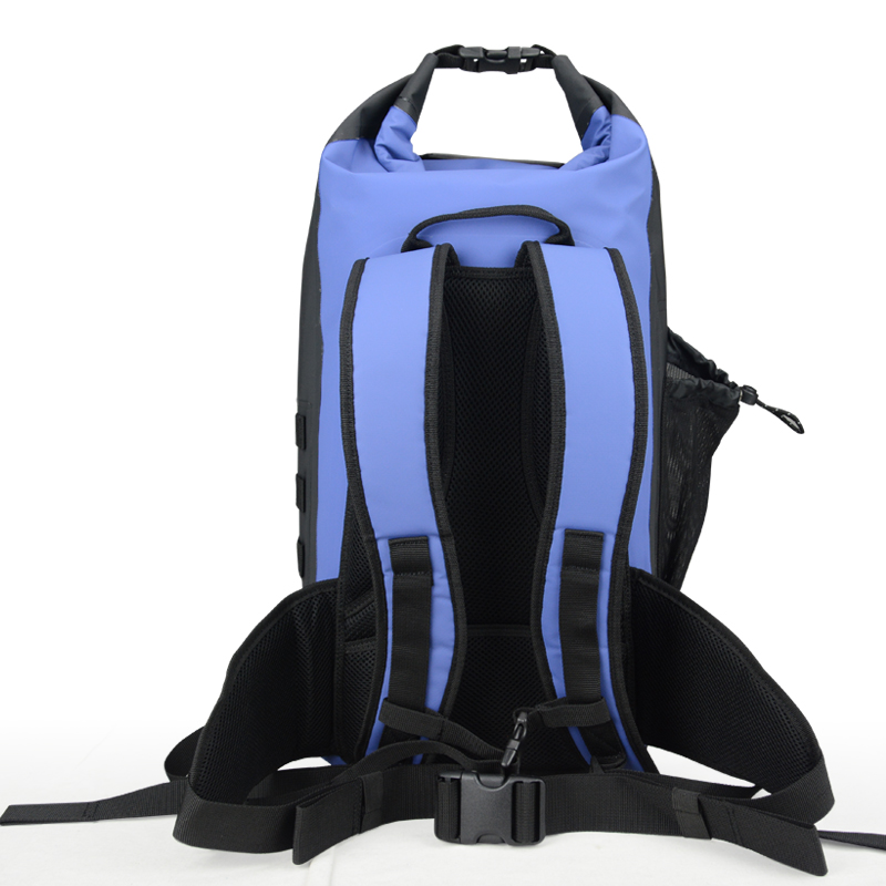 New Arrival Leather Strap Shoulder Men's climbing hiking Backpack On Sale