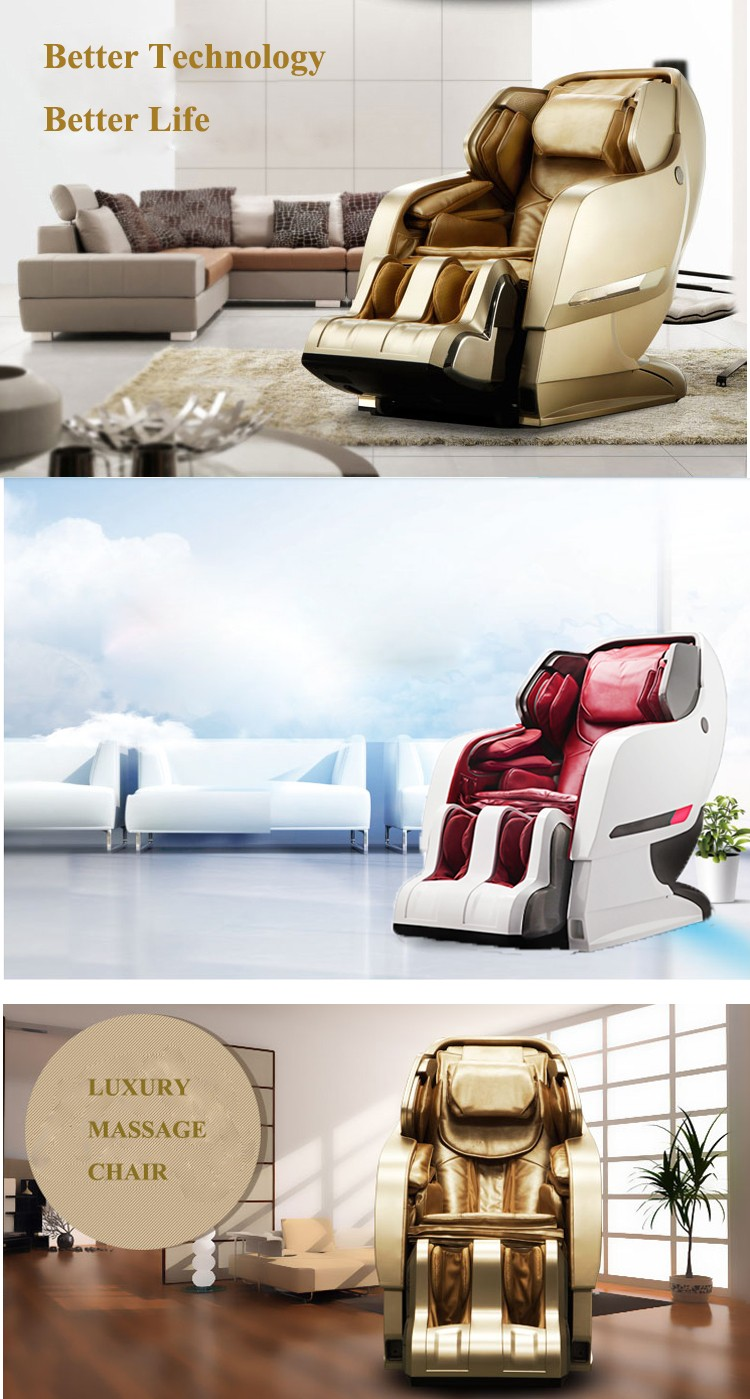 Healthcare Medical Massage Chair With Full Body Care RT8600