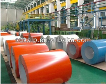Colored Steel Coil