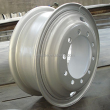 24 inch Truck parts 10 Bolt Steel Rims