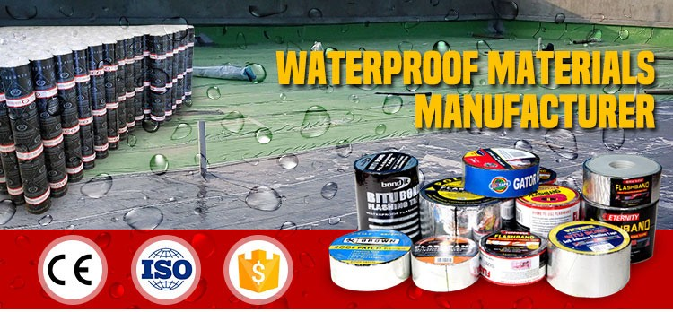 waterproof bitumen membrane sheet
