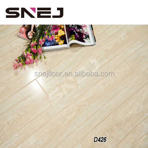 D426 easy clean hdf pearl surface light color best types of wood select surfaces ac3 e1laminate flooring 2017 model