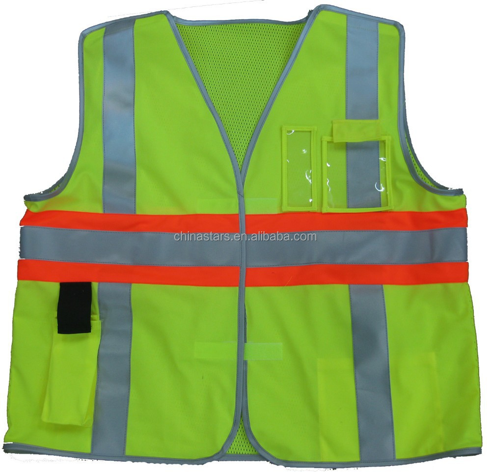 breakaway ANSI flame retandant safety vest
