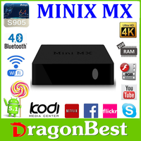 Android Tv Box Dual Core Aml8726/S905 1.8Ghz 1G Ram 8G Rom Wifi Mini Mx Tv Box With 2.0 Mp