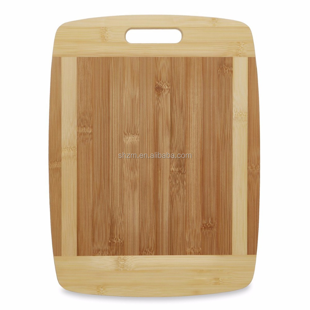 Natural Bamboo Vegetable Kitchen Chopping board Eco-friendly Boards Are Best For Chopping Brie Cheese, Vegetable, Pastry Lemon