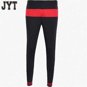 Running pants with colorful color quick dry wholesale men blank jogger pants