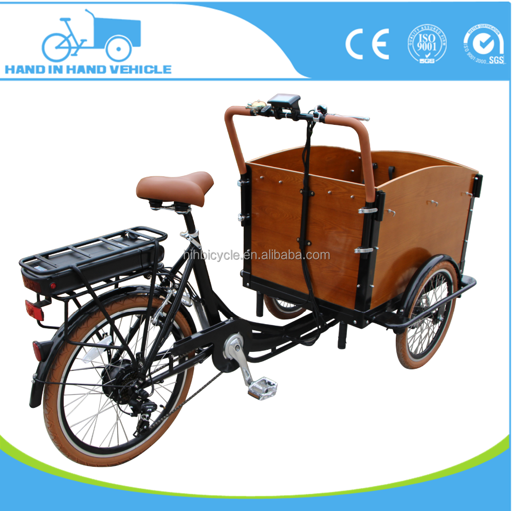 Cargo Bike for Kids and Pets Wholesale Bicycle Factory in China