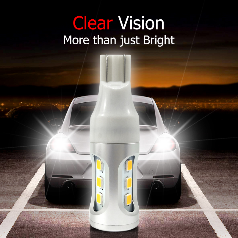 effect for T15 LED bulb