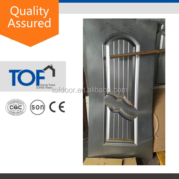 Single Sheet Anti Rust Moulded Low Price American Steel Door Sheet