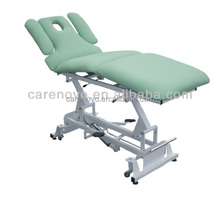 MODEL CVET289 five section hydraulic medical exam table