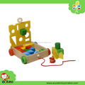 PY1470,Mouse Cube Blocks Cart from Eagle Creation Toys