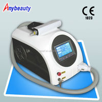 popular Embroider eyeline removal/remove tattoo Q-Switch nd yag laser beauty machine