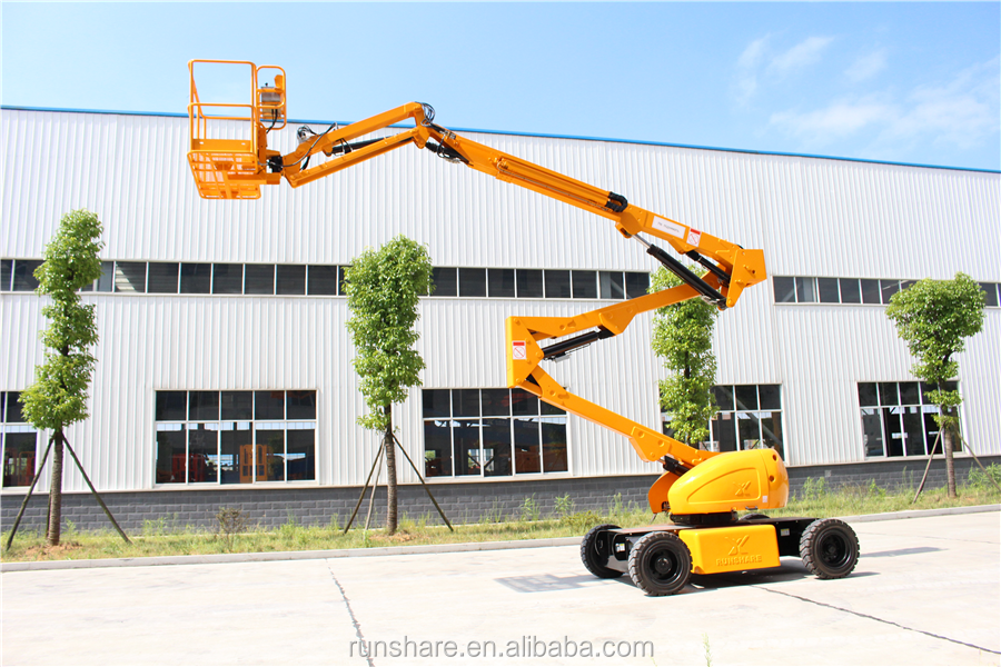 Hot sale18m battery ladder lift table