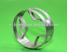 Metal random packing metal super mini ring SMR For Tower packing